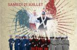 21 juillet 2018 – Triomphe des écoles de Saint-Cyr Coëtquidan