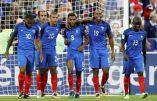 """Les Bleus ? """"L'équipe de France et de ses anciennes colonies africaines"""""""