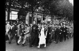 """""""Nous voulons la France française"""" (chant des Croix de Feu, 1935)"""