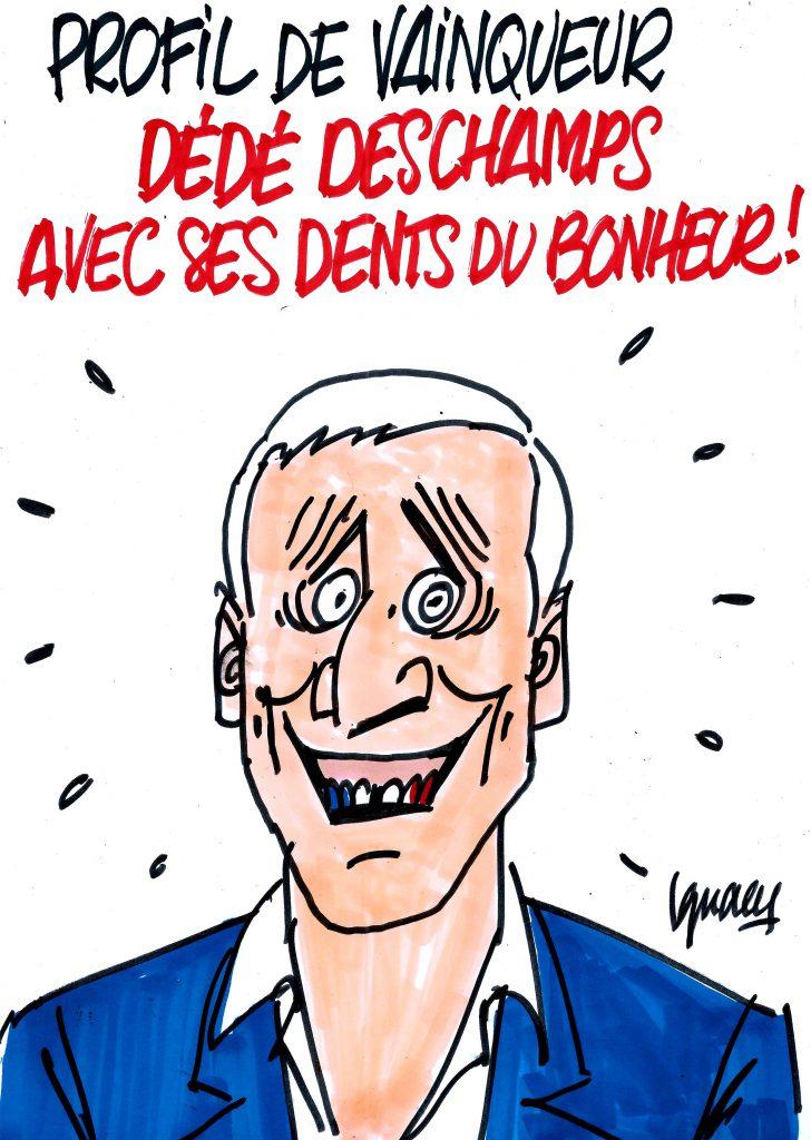 Ignace - Deschamps, un profil de vainqueur