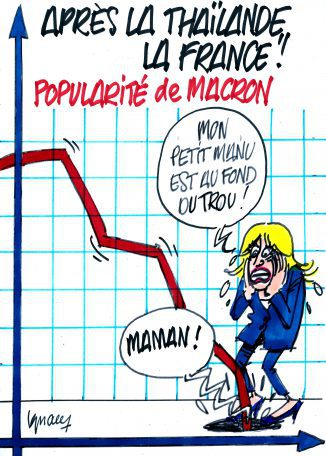 Ignace - Après la Thaïlande, la France...