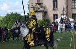 14 & 15 juillet 2018 – Fêtes médiévales au Château de Couches (Bourgogne)