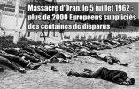 5 juillet 1962 : 2.000 Européens massacrés à Oran