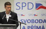 En Tchéquie aussi, le combat se mène contre Soros, le mondialisme et l'immigration