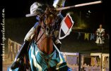 21 & 22 juillet 2018 à Dinan – Tournoi médiéval à la Fête des Remparts