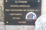 Images d'archives – Entretien avec le Colonel Argoud