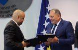 La République tchèque finance la police aux frontières de Bosnie-Herzégovine pour bloquer l'immigration