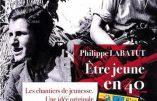 Être jeune en 40 – Les chantiers de jeunesse (Philippe Labatut)