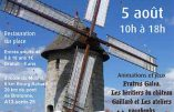 5 août 2018 – Fête médiévale à Hauville (Normandie)
