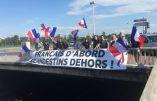 """Le slogan """"Français d'abord, clandestins dehors"""" vaut à une élue d'être convoquée par la police"""