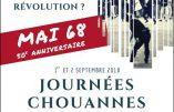 1er & 2 septembre 2018 – Journées chouannes à Chiré-en-Montreuil