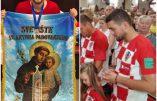 Mateo Kovacic, le joueur de l'équipe de football croate fier de sa foi catholique