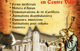 2 septembre 2018 – Médiévales de Château-Landon