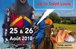25 & 26 août 2018 – Grande Foire Médiévale de la Saint Louis à Crécy-en-Ponthieu