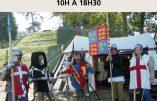 Du 11 au 13 août 2018 : Médiévales au Château Fort de Coudray-Salbart