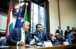 Viktor Orban et Matteo Salvini forment un front anti-Macron et anti-immigration