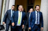 Hongrie: La coalition de Viktor Orban donnée largement gagnante des élections européennes avec 56% des suffrages exprimés (sondage à la sortie des urnes)