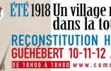 """Du 10 au 12 août 2018 – Reconstitution """"Eté 1918 – Un village normand dans la tourmente"""""""
