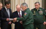 La Russie va livrer à la Syrie de quoi abattre tout avion israélien survolant son territoire