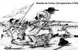 """15 & 16 septembre 2018 – Spectacle """"Torfou, la Bataille"""" avec hommage aux Suisses ayant combattu en Vendée"""