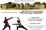 15 & 16 septembre 2018 – Les Mousquetaires du Roy au château de Bourmont