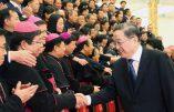 """La fameuse """"Association Patriotique Catholique Chinoise"""" réaffirme sa fidélité au Parti Communiste quelques heures après son accord avec la Rome conciliaire"""