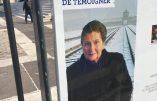 Intox – Portraits de Simone Veil vandalisés ? De simples rayures sur des plexiglas qui permettent de hurler à l'antisémitisme…
