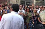 A Viterbo, la foule entière acclame Matteo Salvini