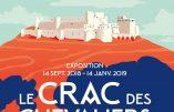 Exposition « Le Crac des Chevaliers – Chroniques d'un rêve de pierre »