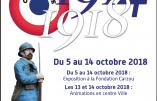 Jusqu'au 14 octobre 2018 – Manosque 1914-1918