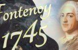 Fontenoy 1745 – Quand la France dominait l'Europe