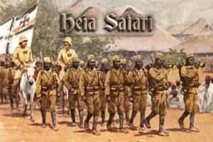 Heia Safari, le chant mythique