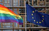 L'Union Européenne rejette le budget italien et subventionne le lobby gay
