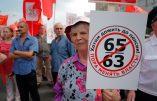 Russie : le malaise des pensions de retraites