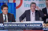 Virginie Vota analyse la stratégie de Mélenchon pour se présenter en victime de la Macronie