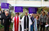 Pasteurs protestants pro-avortement