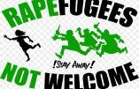 Encore une jeune femme violée par plusieurs demandeurs d'asile