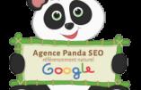 Pour vos référencements, pensez au Panda !