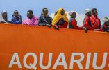 Migrants : fin de partie pour l'Aquarius en Méditerranée
