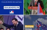 Le gouvernement utilise les images de Viktor Orban et Matteo Salvini pour inciter les électeurs à voter aux européennes de mai 2019