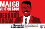 "28 novembre 2018 à Chambéry – Bernard Lugan présente ""Mai 68 vu d'en face"""