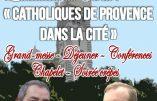 25 novembre 2018 à Marseille avec l'abbé Xavier Beauvais et Alain Escada – Catholiques de Provence dans la Cité
