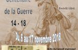 Centenaire de la Grande Guerre – Exposition à Préfailles jusqu'au 17 novembre 2018