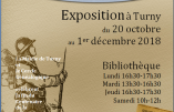 """Jusqu'au 1er décembre 2018 – Exposition """"Les soldats de Turny dans la Grande Guerre"""""""