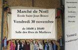 30 novembre 2018 – Marché de Noël à Marlieux