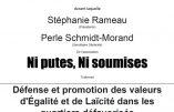 """Les féministes de """"Ni putes ni soumises"""" chez les francs-maçons"""