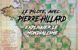 """Pierre Hillard commente le mondialisme au micro de """"Lorraine enragée"""""""