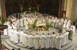 Nouvelle étude sur la corrélation entre l'augmentation des prêtres invertis et les scandales de mœurs