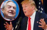 Soros, financier de la caravane d'immigrés ? « Beaucoup de gens le disent », ironise Trump