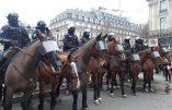 Premiers heurts à Paris entre Gilets Jaunes et policiers ce 15 décembre